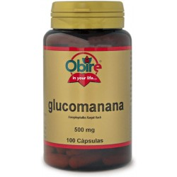 GLUCOMANANA OBIRE 100 cápsulas