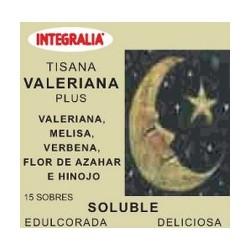 Tisana Valeriana Plus Soluble Integralia 15 sobres