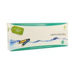 Depuradel mezcla de plantas Novadiet 20 viales