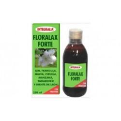 Floralax Forte sen, fràngula, malva, pruna, poma, tamarinde i dent de lleó ente de león Integralia 250 ml.