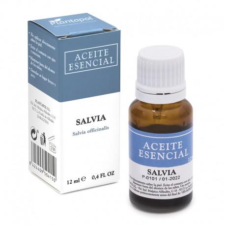 SALVIA ACEITE ESENCIAL PLANTAPOL 12 ml