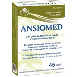 ANSIOMED BIOSERUM 45 CÁPSULAS