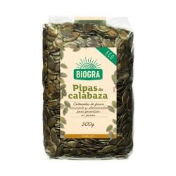 Pipas de Calabaza semillas Curcubita Biogrà - Sorribas