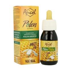 Apicol Pol·len líquid Tongil 60 ml.