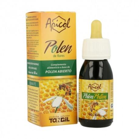 APICOL POLEN LÍQUIDO TONGIL 60 ml.
