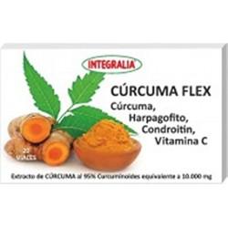 CÚRCUMA FLEX INTEGRALIA 20 viales