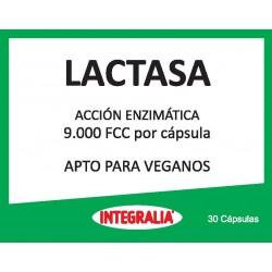 Lactasa Integralia 30 cápsulas