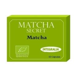 Matcha Secret Matcha Integralia 60 cápsulas