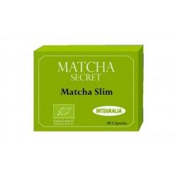 Matcha Secret Matcha Slim Integralia 60 cápsulas