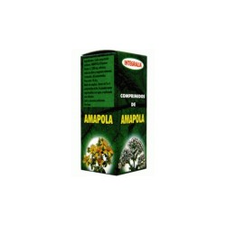 Amapola Apto Para Veganos Integralia 60 comprimidos