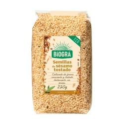 Sésamo tostado semillas Biogrၠ- Sorribas 250 g.