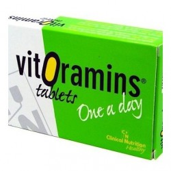 Vitoramins Vitaminas Clinical Nutrition - CN 36 comprimidos