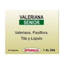 Valeriana Senior Integralia 30 cápsulas