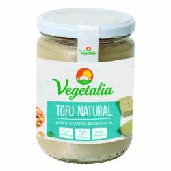 Tofu natural Bio Vegetalia 430 g. escorregut 250 g.