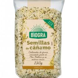 Semillas de Cáñamo ECO Biogrà 250 gr