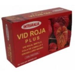 Vid Roja Plus 20 viales bebibles