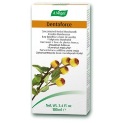Dentaforce Elixir bucal a base de plantes fresques A. Vogel - Bioforce 100 ml.