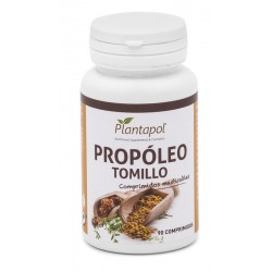Propóleo Tomillo Plantapol 90 comprimidos