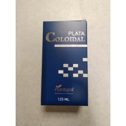 Plata Coloidal 120 ppm Plantapol 125 ml