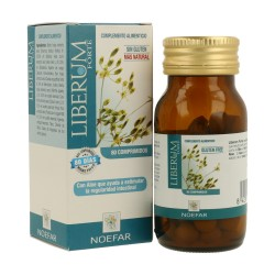 Liberum Forte Sin Gluten Noefar 80 comprimidos