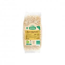 Arroz hinchado con miel Biográ - Sorribas 150 g.