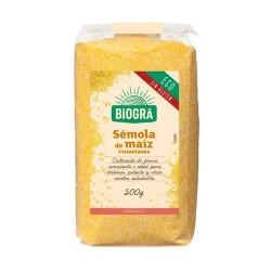 Sèmola de blat de moro (polenta) Biográ - Sorribas 500 g