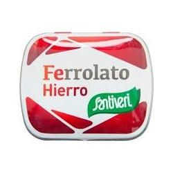 FERROLATO DE HIERRO SANTIVERI Comprimidos 65 g