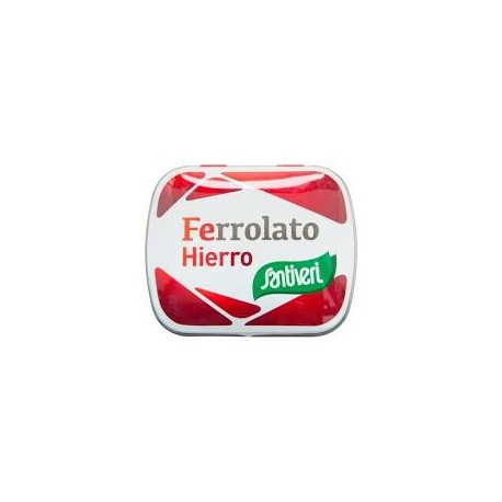 FERROLAT DE FERRO SANTIVERI Comprimits 6 g