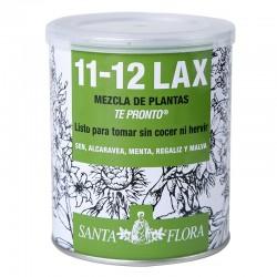 11 - 12 LAX amb sen, càrvi, regalèssia, menta i malva Dimefar Mastegable 70 g.
