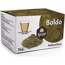 Boldo Ship Azaconsa 25 infusiones