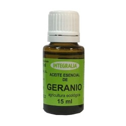 Gerani oli essencial ECO Integralia 15 ml.