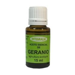 Aceite Esencial de Geranio ECO Integralia 15 ml