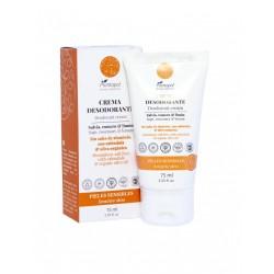 Crema Desodorante Pieles Sensibles Plantapol 75 ml