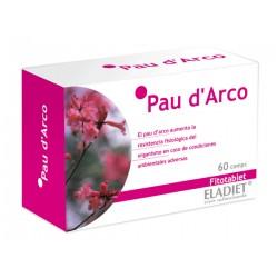 Pau D'Arco Fitotablets Eladiet 60 comprimidos