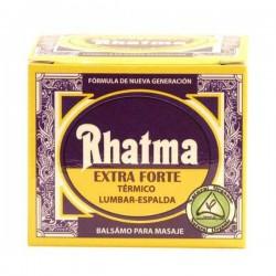 Rhatma Extra Forte Bàlsam Térmic Lumbar Esquena 50 ml.