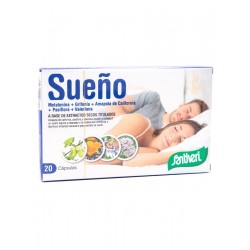 Sueño Santiveri 20 càpsules