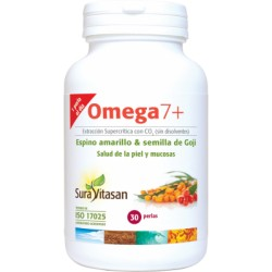 Omega 7+ Sura Vitasan 30 perles