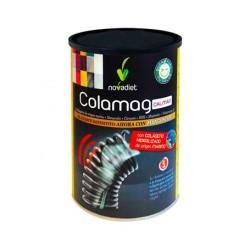 Colamag Calman Colágeno + cúrcuma + mangostan Novadiet 300 g.