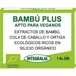 Bambú Plus Apte Per Vegans Integralia 30 càpsules