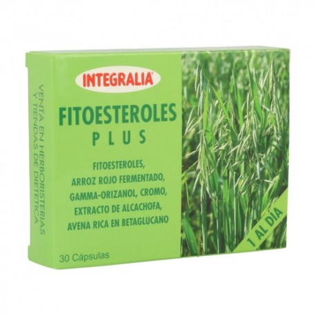 FITOESTEROLES PLUS INTEGRALIA 30 cápsulas