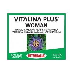 Vitalina Plus Woman Apto Para Veganos Integralia 30 cápsulas