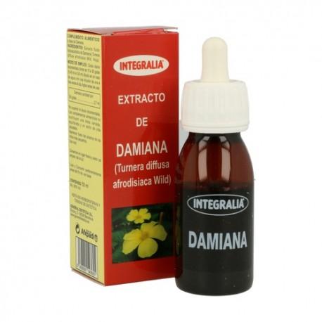 DAMIANA. Turnera diffusa afrodisiaca Wild. INTEGRALIA. Extracto. 50 ml.