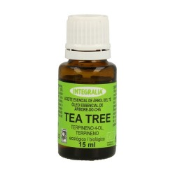 Árbol del te Tea Tree Aceite esencial Eco Integralia 15 ml.