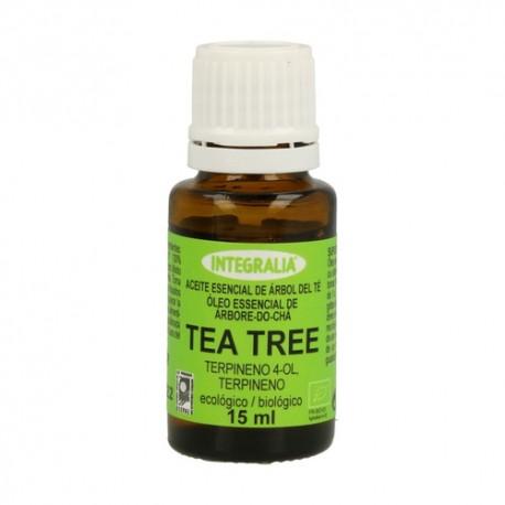 ACEITE ESENCIAL DE ÁRBOL DEL TE - TEA TREE - INTEGRALIA 15 ml.