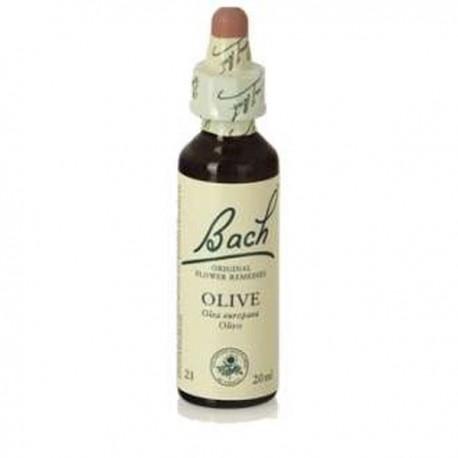 OLIVE - OLIVO (Olea europaea) FLOR DE BACH Nº 23. 20 ml.