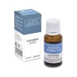 Lavanda Lavandula angustifolia aceite esencial Plantapol 12 ml.