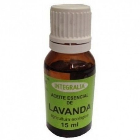 LAVANDA ACEITE ESENCIAL INTEGRALIA 15 ML.