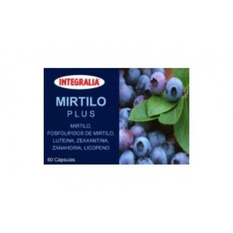 MIRTILO PLUS INTEGRALIA 60 cápsulas
