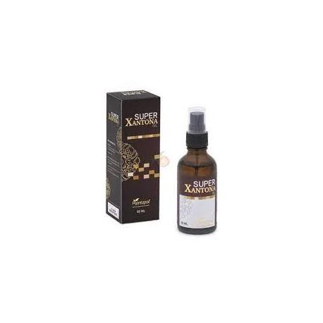 SUPER XANTONA OIL Argania spinosa Garcinia mangostana Peel extract PLANTAPOL 50 ml.