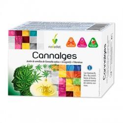 Cannalges Novadiet 30 cápsulas